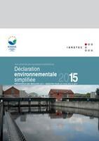 Déclaration environnementale 2015