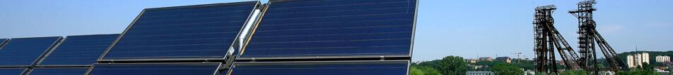 BanierePanneaux photovoltaiques