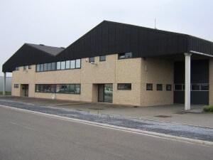 Hall Relais de Frasnes-Lez-Gosselies