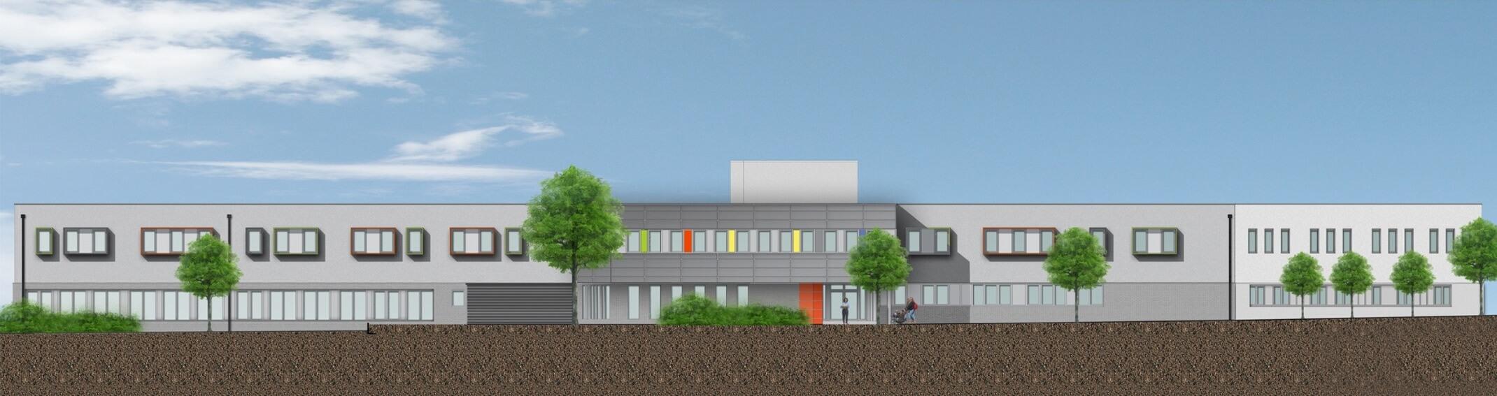 De nouvelles écoles à Charleroi