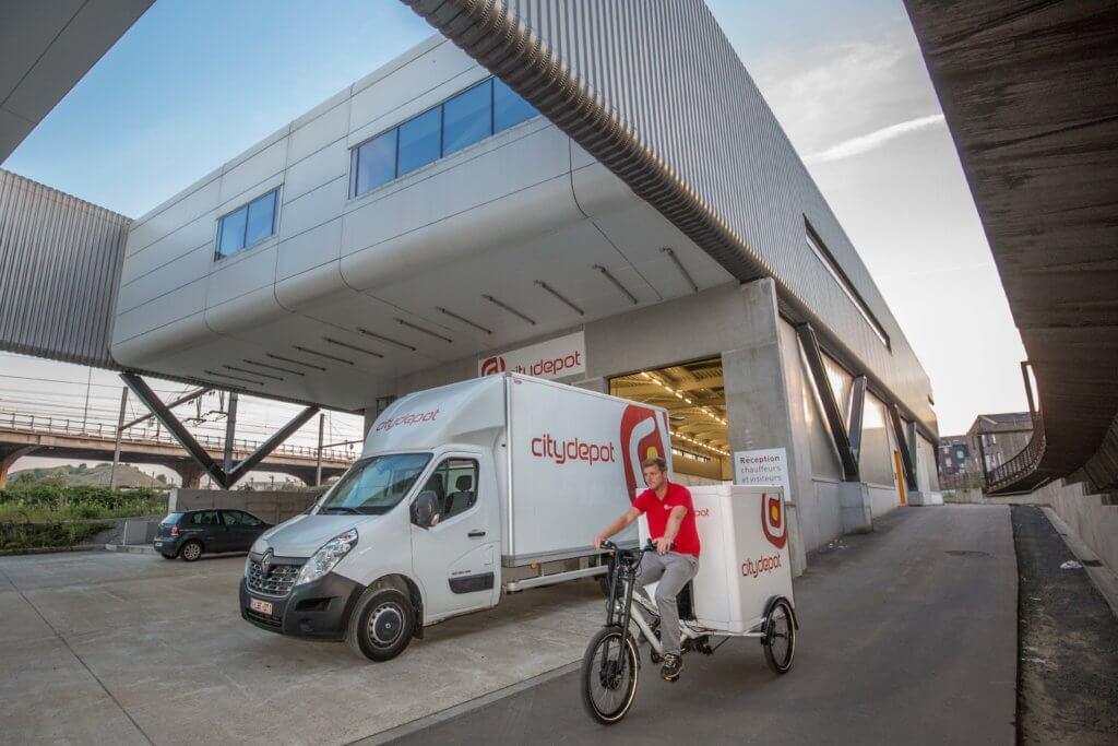 City Depot Charleroi