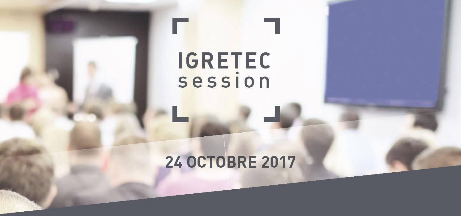 24-10 IGRETEC Session : La transmission d'entreprise