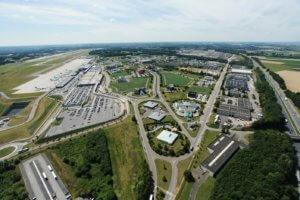 Zones d'activités économiques : Requalification du Parc Scientifique et Technologique de l'Aéropole