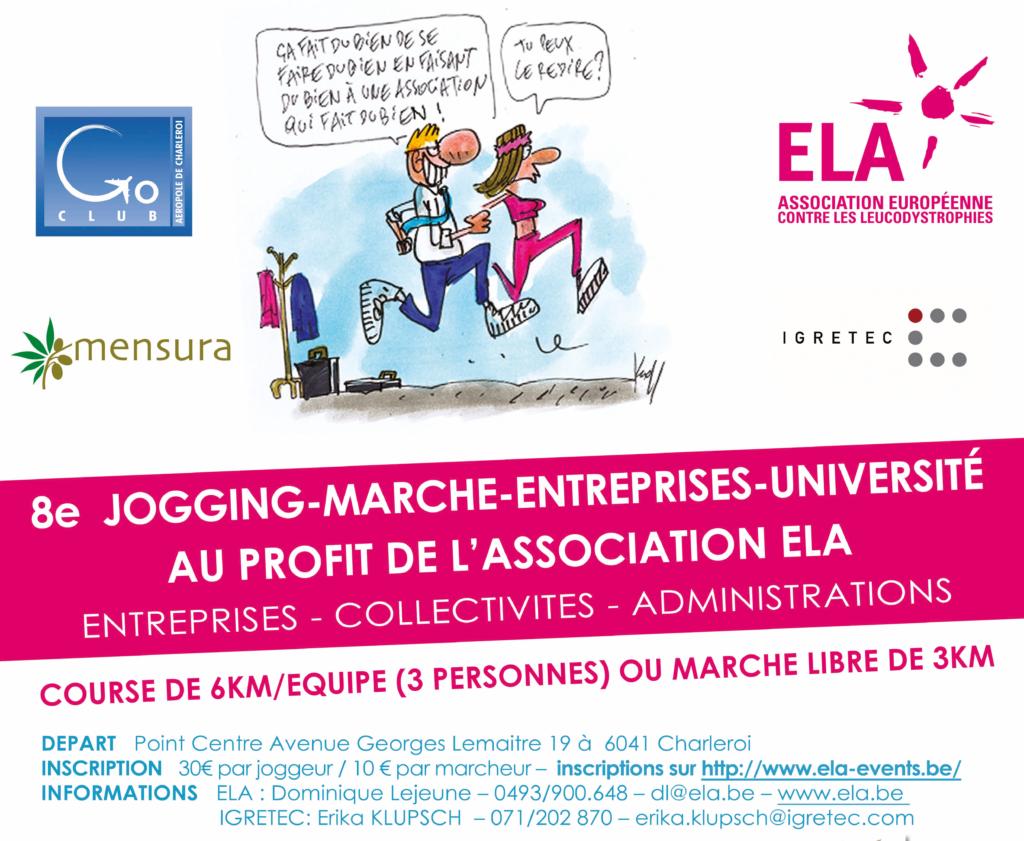20-09 Challenge ELA - Run & Walk « Entreprises-Université »